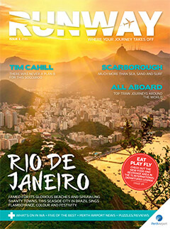 Runway magazine cover - issue 10