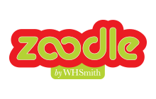 Zoodle by WHSmith logo colour
